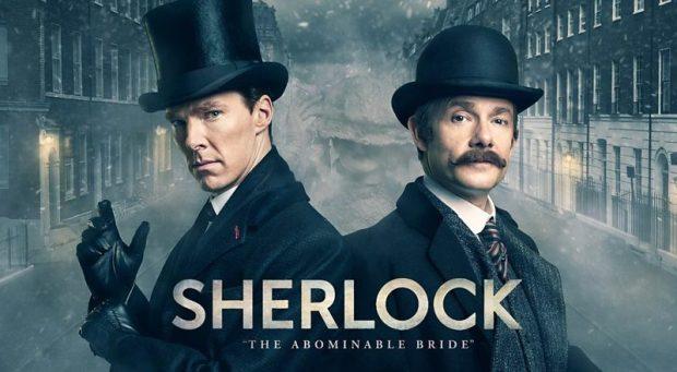 Sherlock head