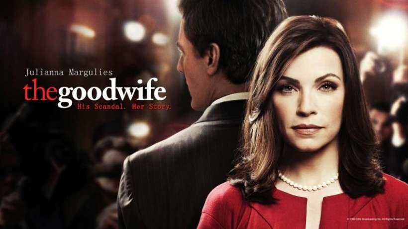 The Good Wife head