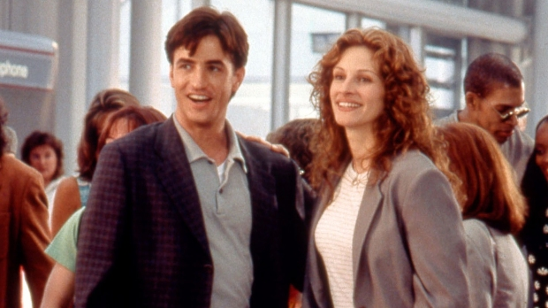 MY BEST FRIEND'S WEDDING, Dermot Mulroney, Julia Roberts, 1997urtesy Everett