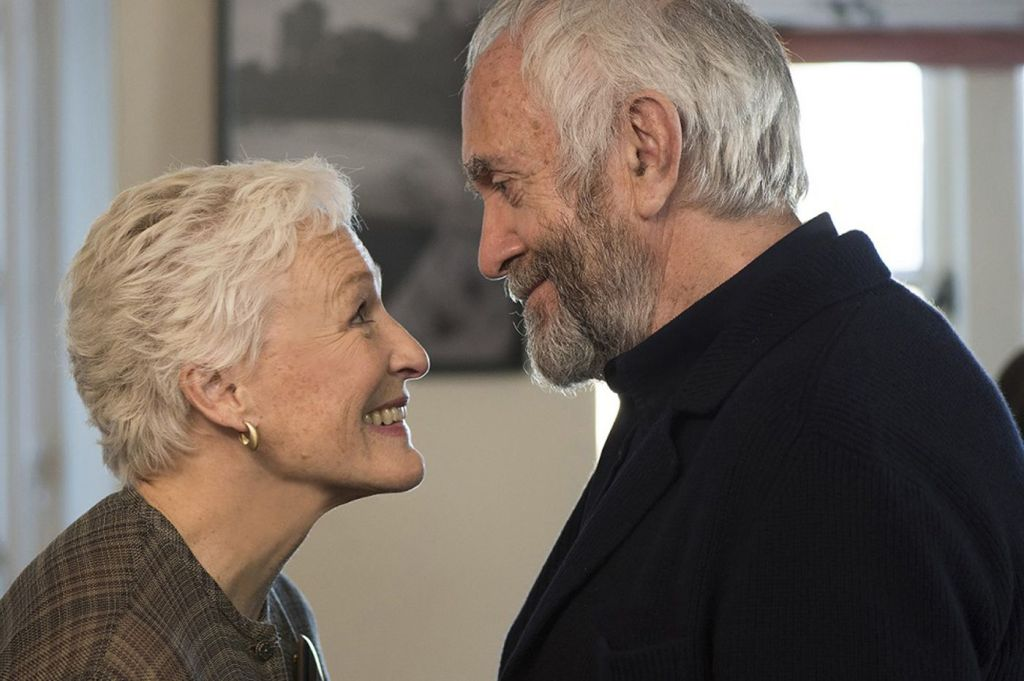The Wife - Glenn Close i Jonathan Pryce